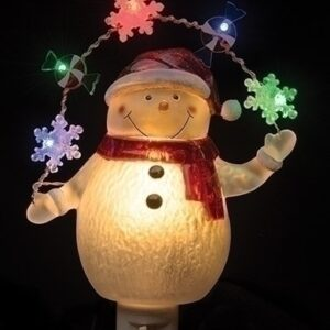 snowman night light - Christmas Night Light